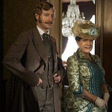 Heidi: Maxim Mehmet e Hannelore Hoger in una scena del film