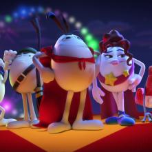 Pedro - Galletto coraggioso: un momento del film animato