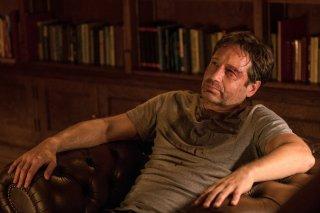 X-Files: l'attore David Duchovny nell'episodio Ossessione