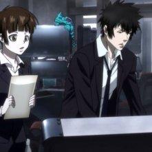 Psycho-pass: un'immagine dell'anime