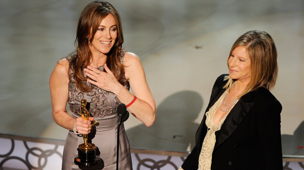Kathryn Bigelow vince l?oscar come regista di The Hurt Locker