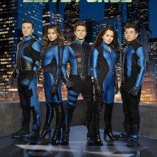 Lab Rats: Elite Force, il poster della serie