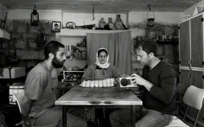 Amore, furti e altri guai: commedia in bianco e nero sulla Palestina di oggi e di ieri