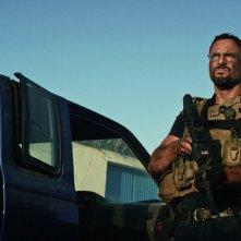 13 Hours: The Secret Soldiers of Benghazi, Dominic Fumusa in una scena del film