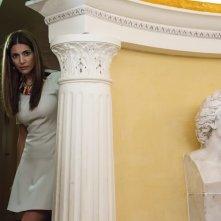 Bianco di Babbudoiu: Caterina Murino in una scena del film