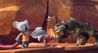 Billy il Koala - Le avventure di Blinky Bill: un' immagine tratta dal film d'animazione