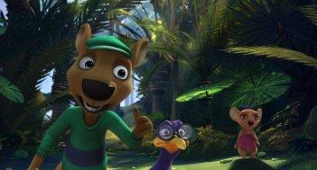 Billy il Koala - Le avventure di Blinky Bill: un' immagine del film d'animazione