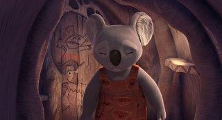 Billy il Koala - Le avventure di Blinky Bill: un momento del film d'animazione