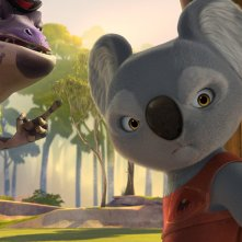 Billy il Koala - Le avventure di Blinky Bill: un' immagine tratta dal film animato