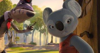 Billy il Koala - Le avventure di Blinky Bill: un' immagine tratta dal film animato