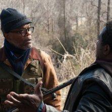 Cell: Samuel L. Jackson minaccia uno sconosciuto