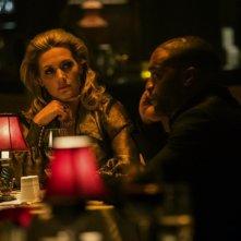 Codice 999: Kate Winslet e Chiwetel Ejiofor in una scena del film
