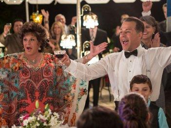 Il mio grosso grasso matrimonio greco 2: un momento di festa al matrimonio del film