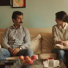 La canzone perduta: Feyyaz Duman e Nesrin Cavadzade in una scena del film