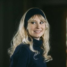 La comune: Helene Reingaard Neumann in una scena del film