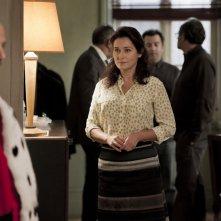 La corte: Sidse Babett Knudsen e Fabrice Luchini in una scena del film