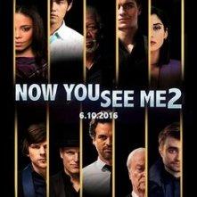 Locandina di Now You See Me 2