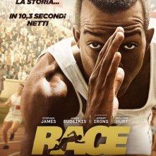 Locandina di Race - Il colore della vittoria
