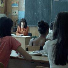 The Lesson - Scuola di vita: Margita Gosheva a lezione in una scena del film