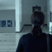 The Lesson - Scuola di vita: Margita Gosheva ritratta di spalle in una scena del film