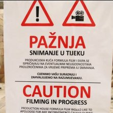 Star Wars: Episode VIII - Un avviso apparso per le strade di Dubrovnik