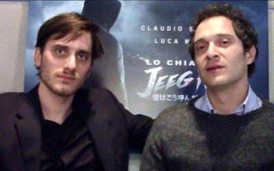 Lo chiamavano Jeeg Robot: il bisogno d'amore dei supereroi secondo Mainetti, Marinelli e Santamaria