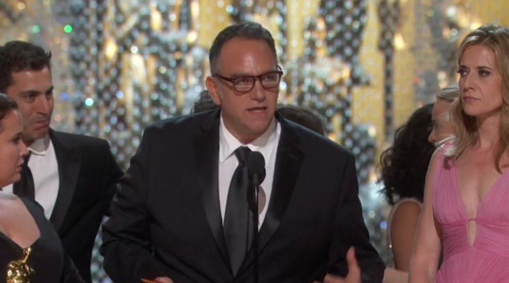 Oscar 2016: un momento della serata