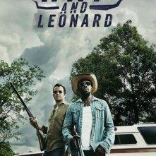 Hap and Leonard: un poster per la serie