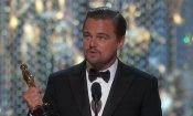 Oscar 2016: Leonardo DiCaprio miglior attore per Revenant