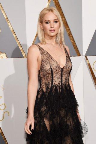 Jennifer Lawrence tra le star degli Oscar 2016