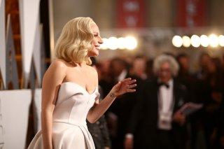 Lady Gaga agli Oscar 2016