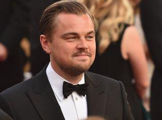 Leonardo DiCaprio agli Oscar 2016, sul tappeto rosso