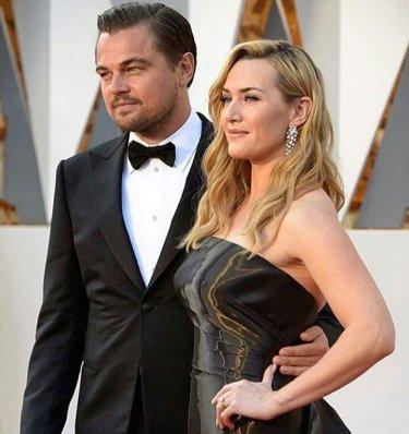 Oscar 2016: l'arrivo di Leonardo DiCaprio e Kate Winslet