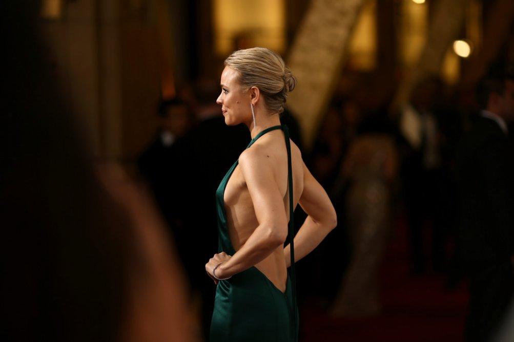 Una sexy Rachel McAdams agli Oscar 2016