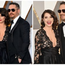 Oscar 2016: Tom Hardy sul red carpet in ottima compagnia