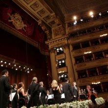 Jonas Kaufmann - Una serata con Puccini: un'immagine tratta dal film concerto di Brian Large