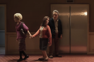 Anomalisa: una scena del film di Charlie Kaufmann e Duke Johnson
