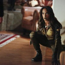 Arrow: Megalyn Echikunwoke nell'episodio Taken