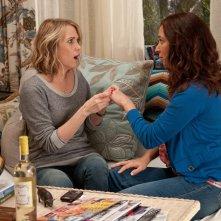Bridesmaid: una scena con Kristen Wiig e Maya Rudolph