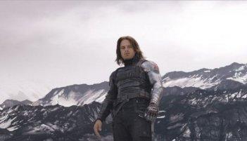 Captain America: Civil War - Sebastian Stan in una foto pubblicata da Empire