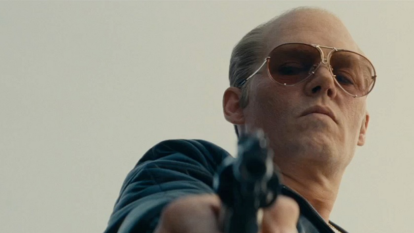Johnny Depp in Black Mass - L'ultimo gangster