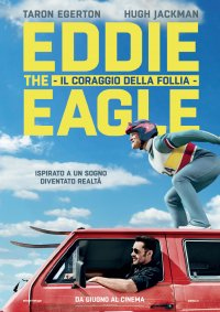 Eddie the Eagle – Il coraggio della follia in streaming & download
