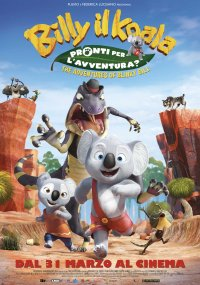 Billy il Koala – The Adventures of Blinky Bill in streaming & download