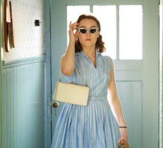 Brooklyn: Saoirse Ronan in un'immagine del lungometraggio