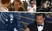 Leonardo DiCaprio: le tappe che l'hanno portato all'Oscar