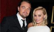 """Margot Robbie: """"Dopo l'Oscar DiCaprio era fin troppo tranquillo"""""""