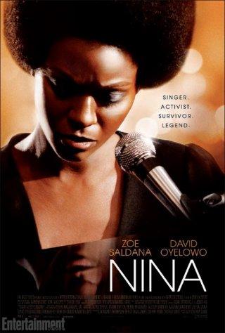 Nina: il poster del film biografico dedicato a Nina Simone