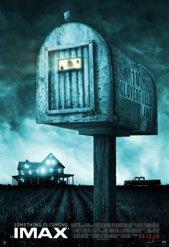 10 Cloverfield Lane: il poster IMAX