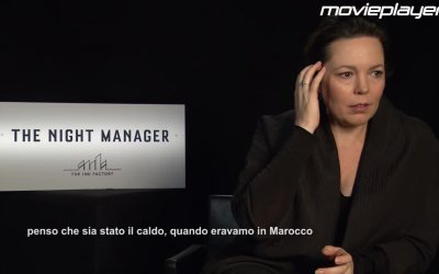 The Night Manager: Video intervista a Olivia Colman