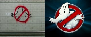 Ghostbusters: logo a confronto dal primo trailer del reboot